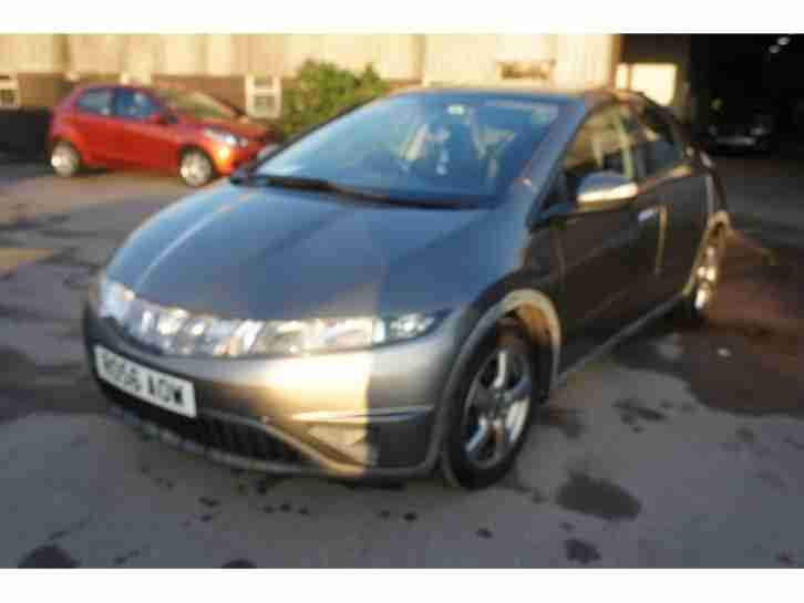 Honda Civic 2.2i CTDi ( 17in Alloys ) SE,2 OWNERS,PART SERVICE,TIDY CAR