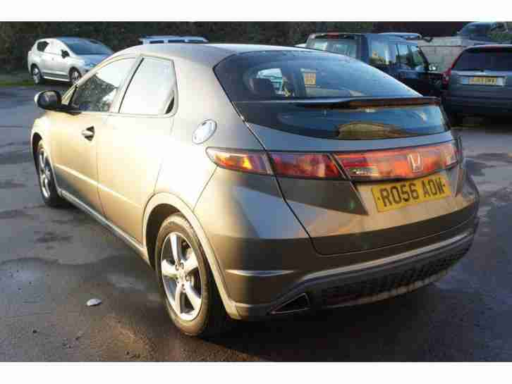 Honda Civic 2.2i-CTDi ( 17in Alloys ) SE,2 OWNERS,PART SERVICE,TIDY CAR