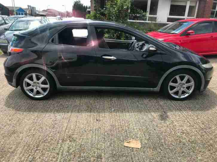 Civic 2.2i CTDi ( 18in Alloys ) EX