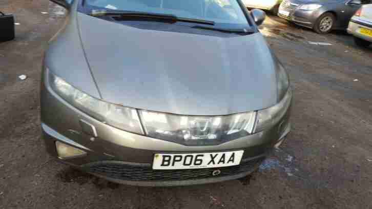 Honda Civic 2.2i CTDi ( 18in Alloys ) Sport