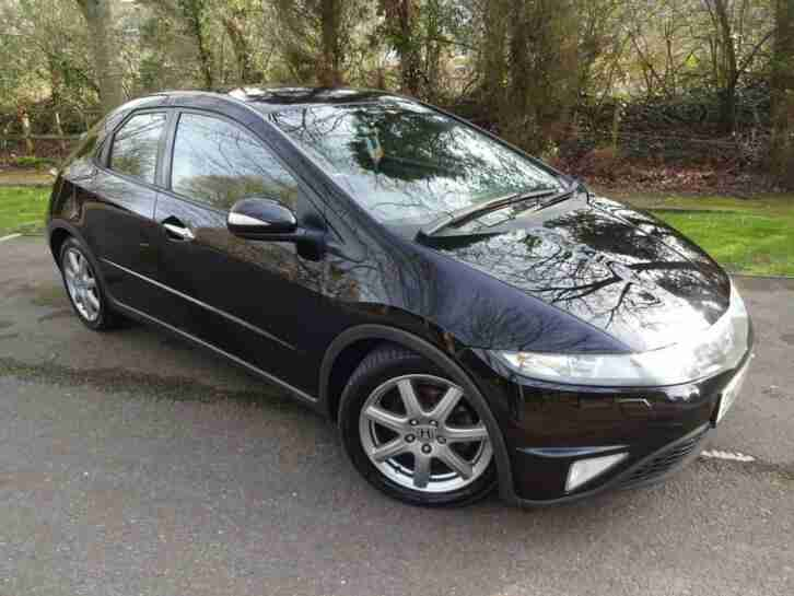 Honda Civic 2.2i CTDi EX 2007 07 Reg P X or Swap WHY