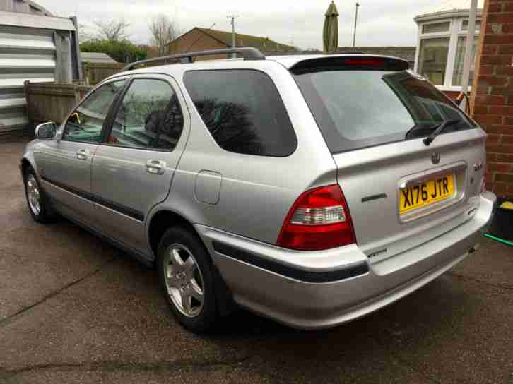 Honda Civic Aerodeck 1.6i 2000MY VTEC SE Executive Sport ESTATE CAR