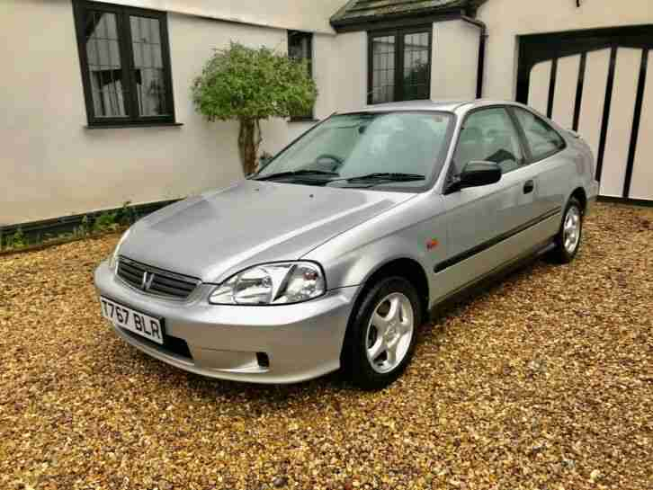 Honda Civic Coupe 2 door