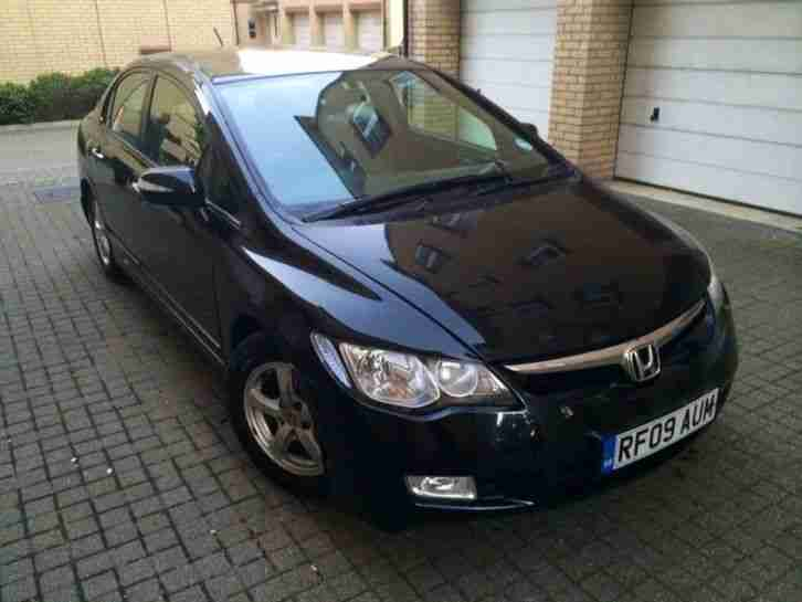Civic Hybrid 2009 Auto Only 25,000 Low