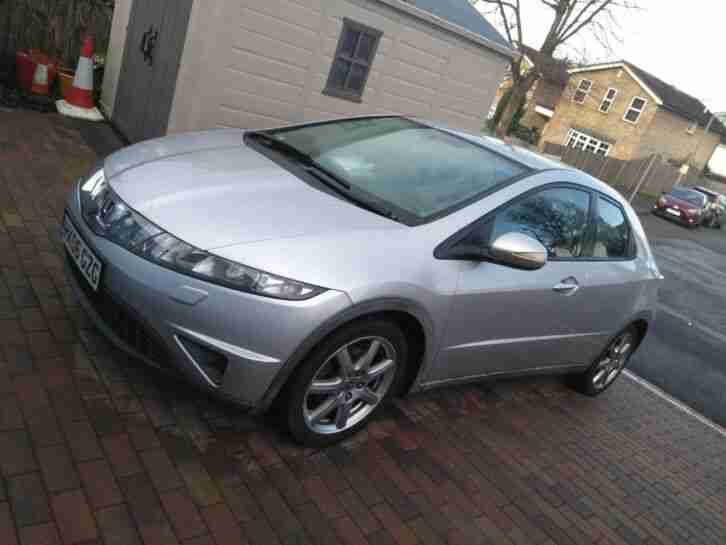 Honda Civic I VTEC 2006 MOT April 2020 Main Dealer Service History