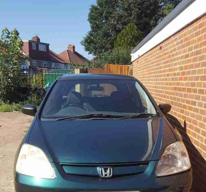 Honda Civic S for scrap