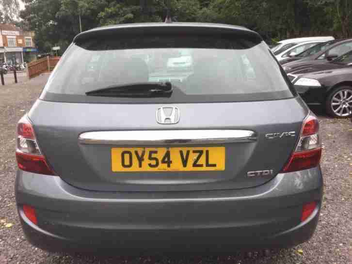 Honda Civic SE I-Ctdi 5dr DIESEL MANUAL 2004/54