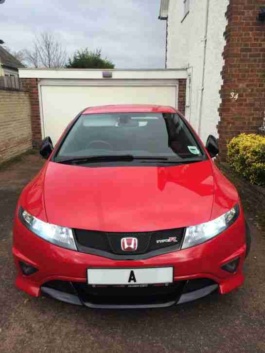 Honda Civic Type R 2 0 I Vtec Gt Fn2 Car For Sale