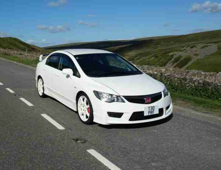 Civic Type R FD2, FSH