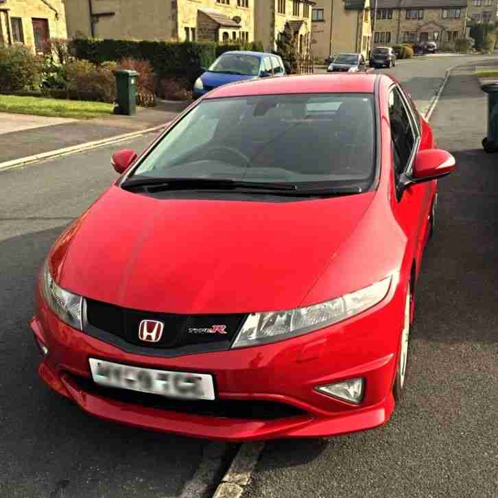 Honda Civic Type. Honda car from United Kingdom