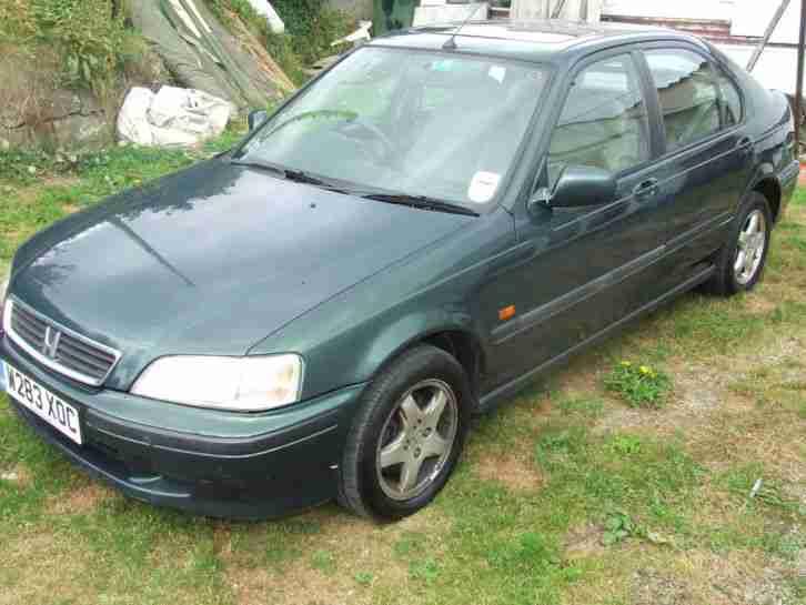 Honda odyssey n reg 2.2 petrol automatic 7 seater. car for ...