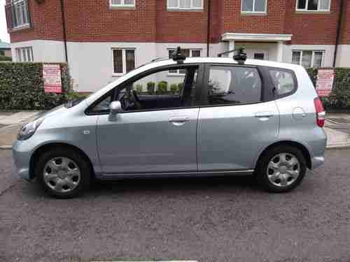 Honda Jazz 1.2L. Honda car from United Kingdom