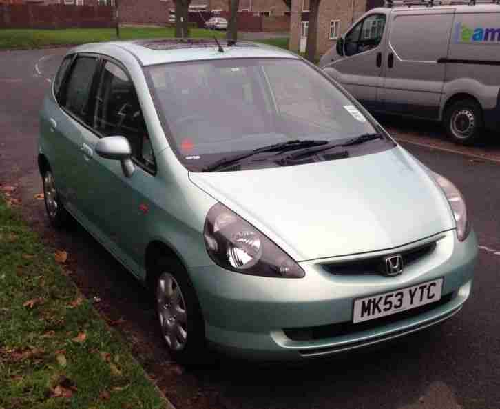Jazz 1.3 SE 2003 5dr Good reliable