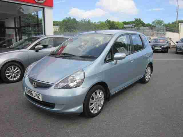 Jazz 1.4 Dsi SE 5dr PETROL MANUAL 2006