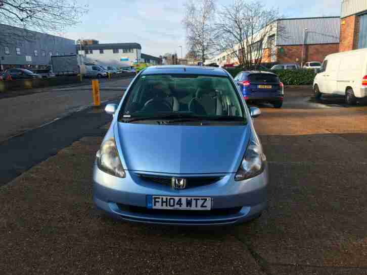 Honda Jazz 1.4i. Honda car from United Kingdom