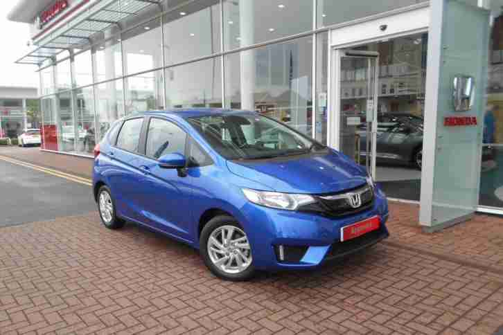 Honda Jazz 2016. Honda car from United Kingdom
