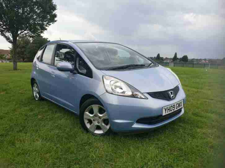 Honda Jazz I. Honda car from United Kingdom