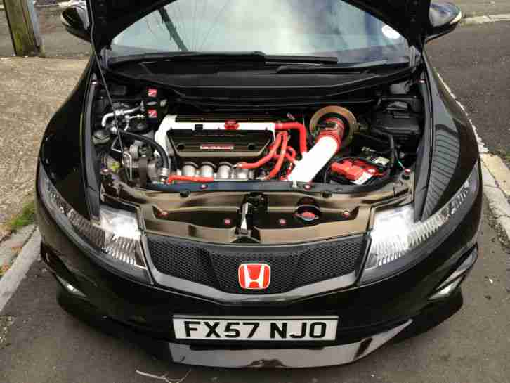 Honda civic type r fn2 nicely modified. car for sale