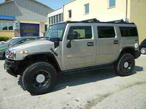 Hummer H2 2006 6.0 V8 AUTOMATIC LPG LHD 73000 MILES