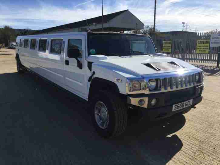 Hummer H2 Limousine limo Party bus H3