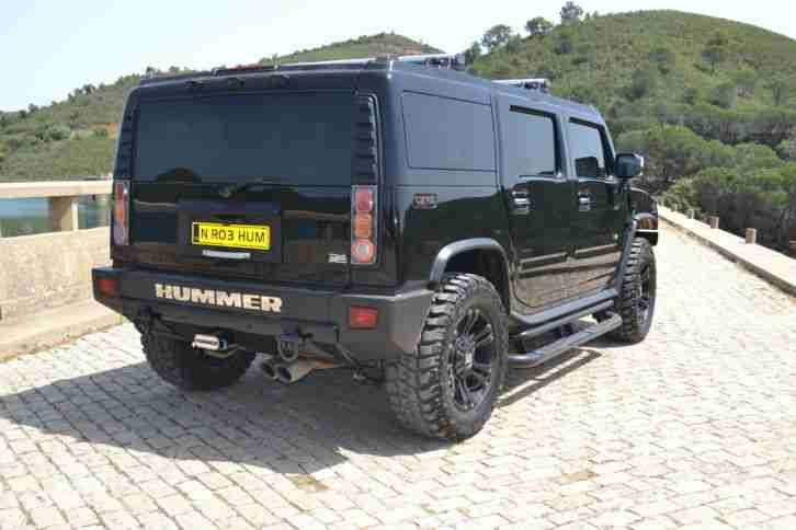 hummer h2 lux 2006 car for sale. Black Bedroom Furniture Sets. Home Design Ideas