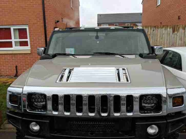 Hummer H2 Petrol LPG 2005 must go! Offers!