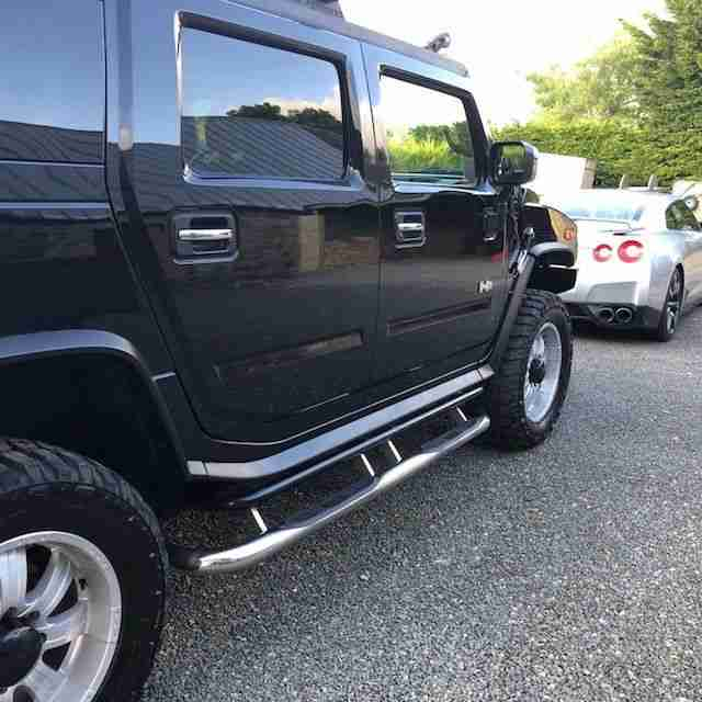 Hummer H2 Uk Supplied