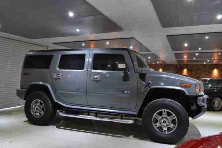 Hummer H2 V8 Luxury 5dr