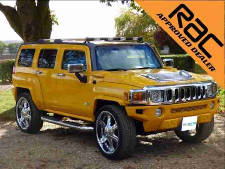 Hummer H3 3.5 5dr Estate Petrol