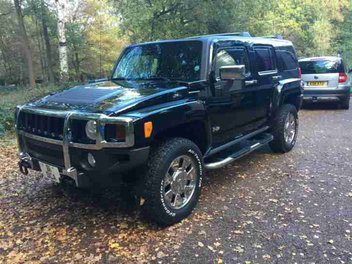 Hummer H3 3.7 SE Automatic 2008 08 Many Extras Beautifull Throughout !