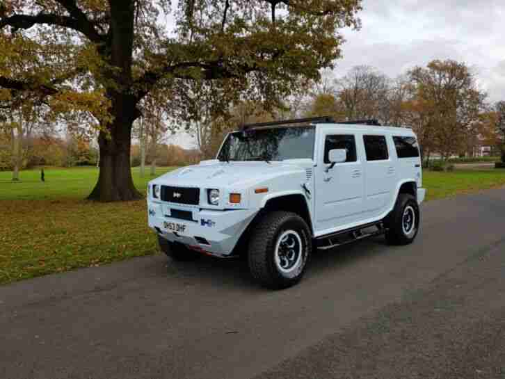 Hummer h2 show car custom modified wedding car