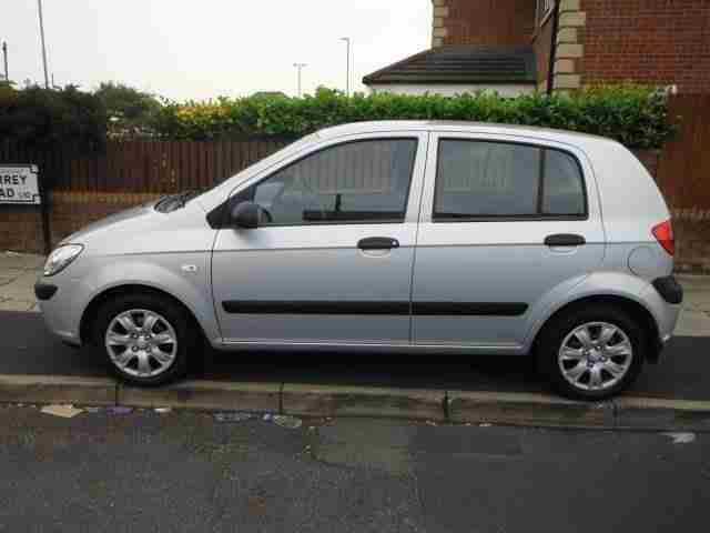Hyundai GETZ 1.1 GSi 5 Door 23000 Miles Only!