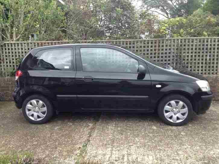 Hyundai Getz 1 1 Gsi 2004 Ideal First Car Car For Sale