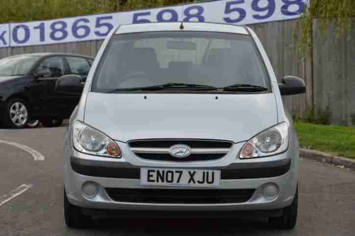 Hyundai getz 1 1 gsi 3 door with lpg gas conversion car for Garage hyundai 78