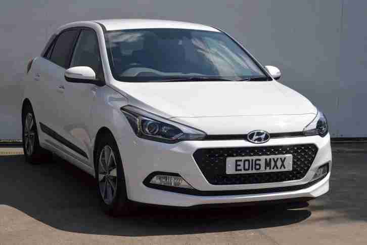Hyundai I20 Premium. Hyundai car from United Kingdom