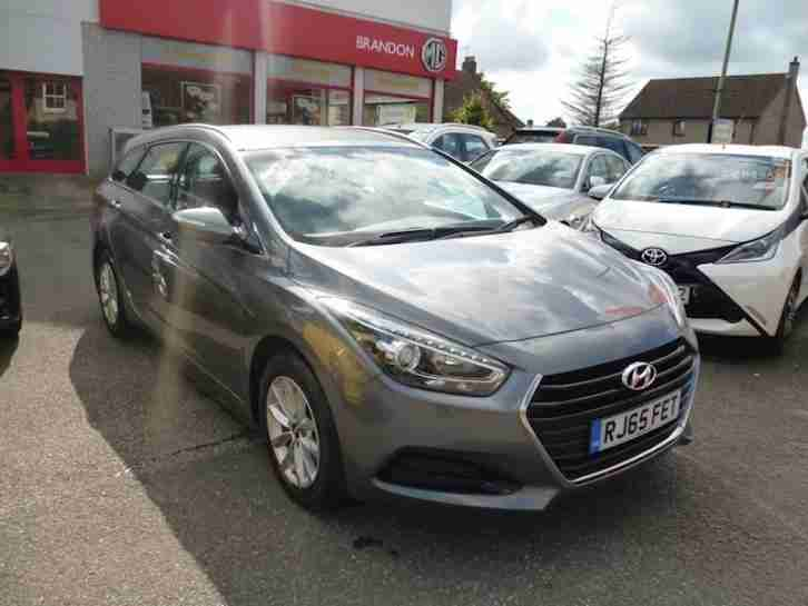 Hyundai I40 Crdi S Blue Drive Estate 1.7 Manual Diesel