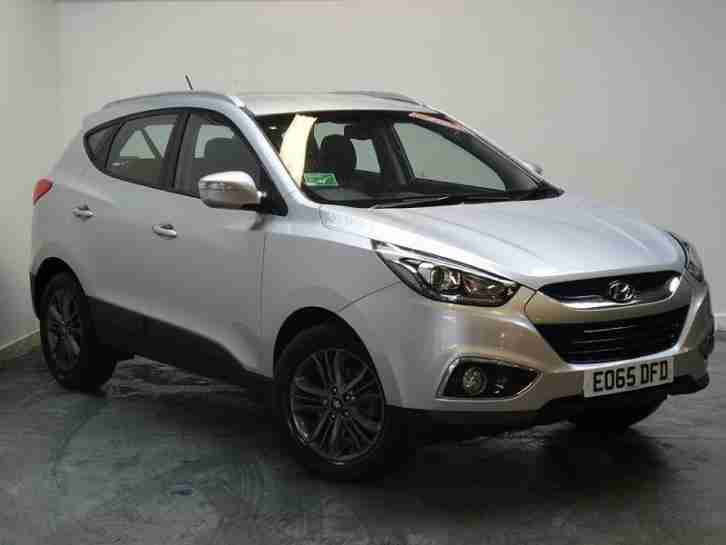 Hyundai Ix35 2.0. Hyundai car from United Kingdom