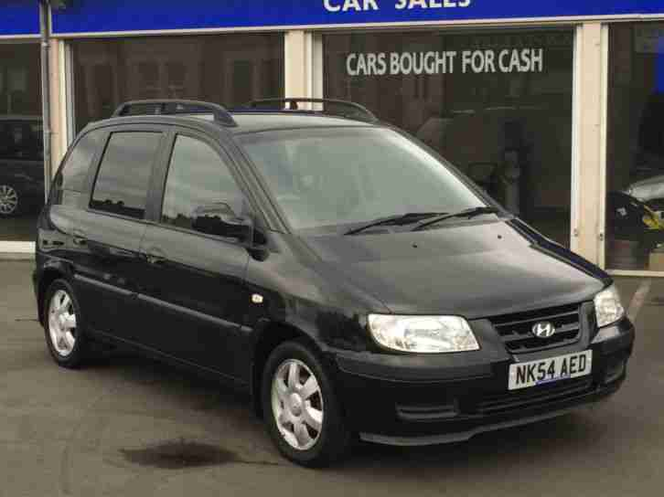 hyundai matrix 1 6i se 5 door mpv fsh 3 former keepers dvd