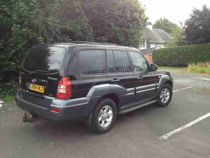 Hyundai Terracan 2.9 CRTD Manual 5dr Facelift 2004 BREAKING FOR SPARE PARTS!!!