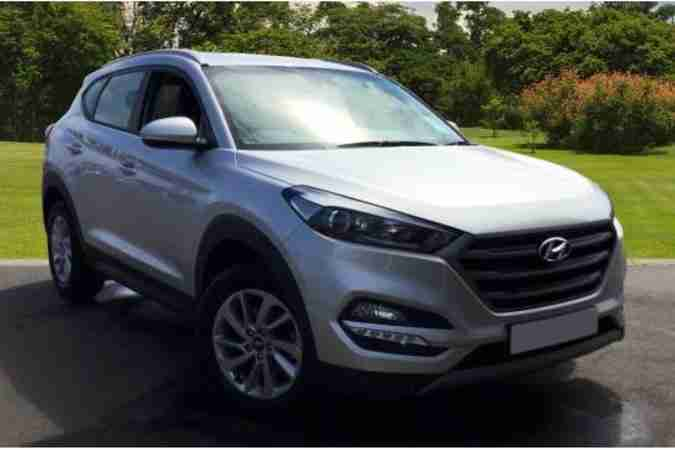 Hyundai Tucson 1.6 GDi > £545 m pay as you go, all inclusive subscription