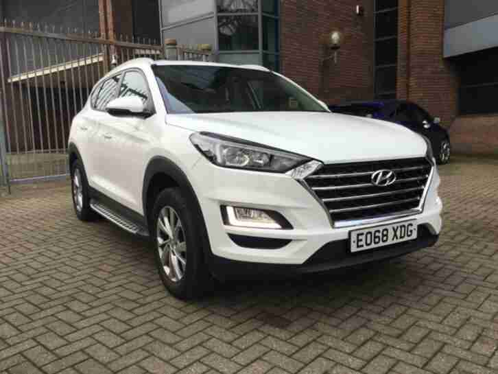 Tucson only £11500