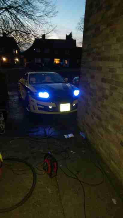Hyundai coupe, 2.0se, Modified, One off, One of a kind, Show Car
