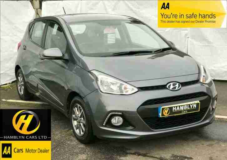 Hyundai i10 1.0 ( 66ps ) Premium 2014, 1 Owner, FSH, Low Miileage, Bluetooth