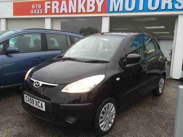 Hyundai I10 1.2. Hyundai car from United Kingdom