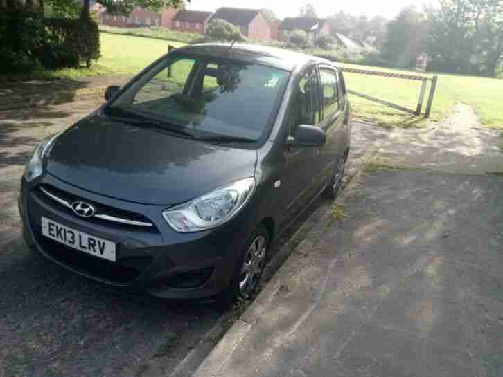 Hyundai I10 Classic. Hyundai car from United Kingdom