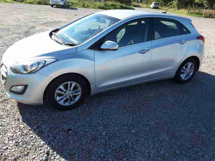 i30 1.6CRDi ( 110ps ) Blue Drive