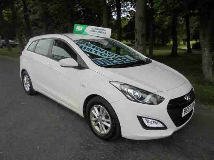 i30 1.6CRDi ( 110ps ) Blue Drive (