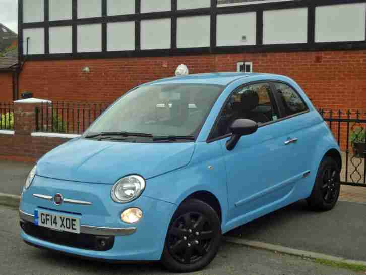 Fiat IMMACULATE 2014. Fiat car from United Kingdom