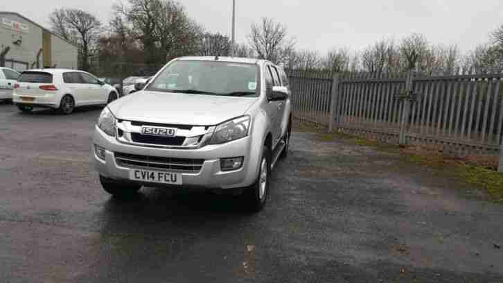 ISUZU DMAX TWIN TURBO 2014