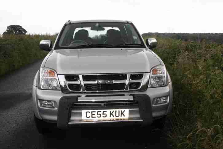 ISUZU RODEO DENVER 3.0 TD 2005 4wd Double Cab Pick Up